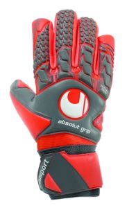 uhlsport torwarthandschuhe absolut grip im test