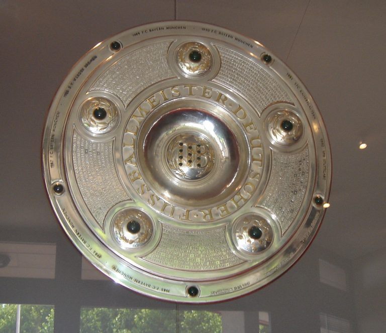 Gründungsmitglieder Fussball Bundesliga