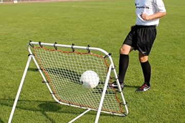 fußball rebounder test